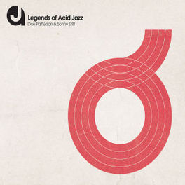 LEGENDS OF ACID JAZZ SONNY STITT, CD