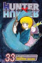 Hunter x Hunter, Vol. 33 Yoshihiro, Togashi, Paperback