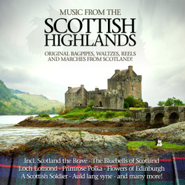 MUSIC FROM THE SCOTTISH.. .. HIGHLANDS V/A, CD