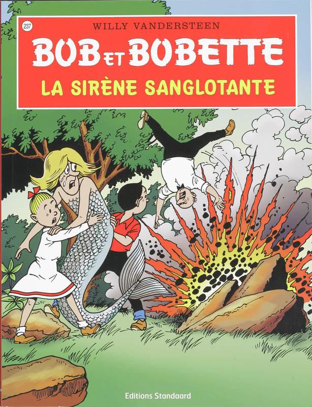 La sirene sanglotante Bob et Bobette, Willy Vandersteen, Paperback