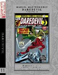 Marvel Masterworks Daredevil, Volume 11, Steve Gerber, Hardcover