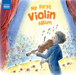 MY FIRST VIOLIN ALBUM V/A, CD