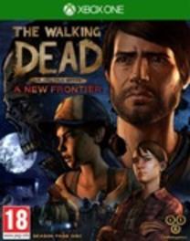 Warner Bros Walking Dead 3, The Telltale Series Xbox One (1000628835)
