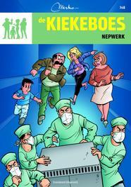 Nepwerk KIEKEBOES DE, Merho, Paperback