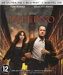 Inferno, (Blu-Ray 4K Ultra HD)