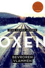 Bevroren vlammen Oxen, Jensen, Jens Henrik, Paperback