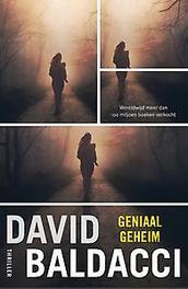 Geniaal geheim. David Baldacci, Paperback