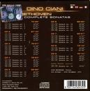 COMPLETE PIANO SONATAS W/DINO CIANI