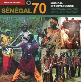 SENEGAL 70 MUSICAL EFFERV AFRICAN PEARLS Audio CD, V/A, CD