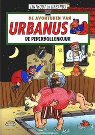 De peperbollenkuur Urbanus, Urbanus, Paperback