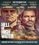Hell or high water, (Blu-Ray)