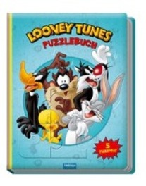 Puzzlebuch 'Looney Tunes'. Hardcover