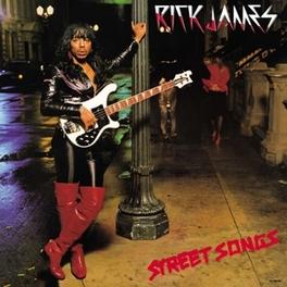 STREET SONGS -HQ- 180GR. + DOWNLOAD RICK JAMES, Vinyl LP