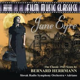 JANE EYRE SLOVAK RADIO S.O. HERMANN, CD