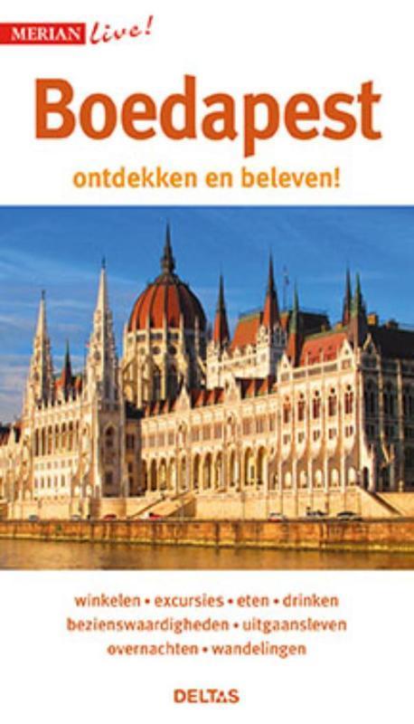 Merian live Boedapest. Boedapest ontdekken en beleven!, MISCHKE, ROLAND, Paperback