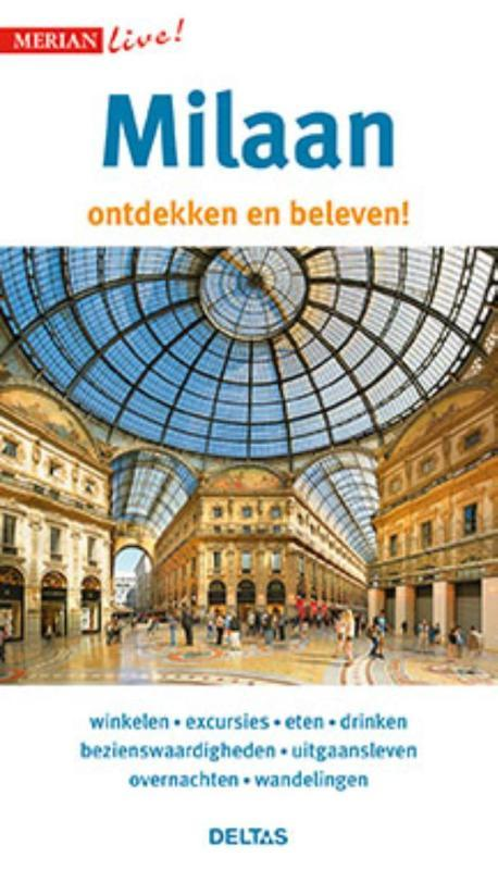 Merian live Milaan. Milaan ontdekken en beleven!, Paperback