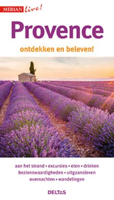 Merian live Provence. Provence ontdekken en beleven!, Gisela BUDDEE, Paperback