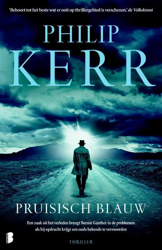 Pruisisch blauw Deel 12 met Bernie Gunther, Philip Kerr, Paperback
