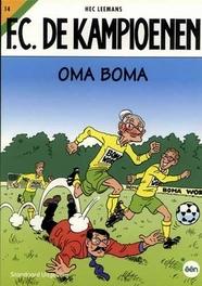 Oma Boma KAMPIOENEN, Leemans, Hec, Paperback