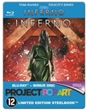 Inferno (Steelbook), (Blu-Ray)