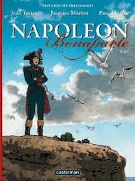 HISTORISCHE PERSONAGES: NAPOLEON 01. DEEL 1/4 HISTORISCHE PERSONAGES: NAPOLEON, Martin, Jacques, Paperback