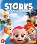 Storks, (Blu-Ray)