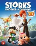 Storks (3D), (Blu-Ray)