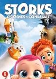 Storks, (DVD)