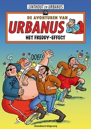 Het Freddy-effect URBANUS, Willy Linthout, Paperback