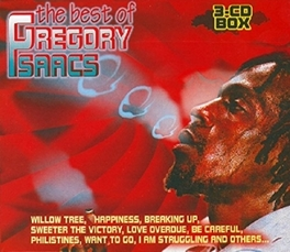 BEST OF Audio CD, GREGORY ISAACS, CD