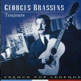 TOUJOURS Audio CD, GEORGES BRASSENS, CD