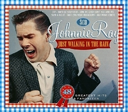 JUST WALKING IN THE RAIN Audio CD, JOHNNIE RAY, CD