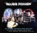 BLUES POWER WERIC CLAPTON/B.B.KING/KEB MO/ALBERT KING/JIMMY REED