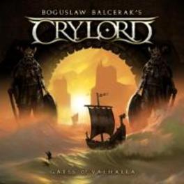 GATES OF VALHALLA NEO-CLASSIC-HEAVY METAL CRYLORD BOGUSLAW BALCERAK, CD