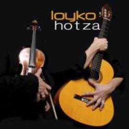 HOTZA -DELUXE- AMAZING GYSPSY MUSIC LOYKO, CD