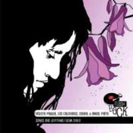 LIEDER & RHYTHMEN AUS CHI CHILE PARRA/LOS CALCHAKIS, CD