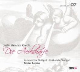 DIE AEOLSHARFE BERNIUS Audio CD, KNECHT, CD