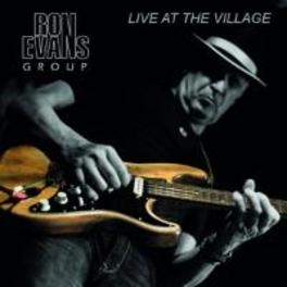 LIVE AT THE VILLAGE EVANS, RON -GROUP-, CD