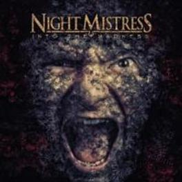 INTO THE MADNESS HIGH-QUALITY HEAVY METAL OUT OF POLAND NIGHT MISTRESS, CD