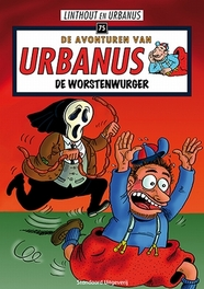 De worstenwurger URBANUS, LINTHOUT, WILLY, Paperback