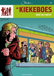 Dédé bij nacht KIEKEBOES DE, Merho, Paperback