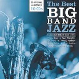 BEST BIG BAND JAZZ W/COUNT BASIE/DIZZY GILLESPIE/CLARK TERRY/EDDDIE DAVIS Various, CD