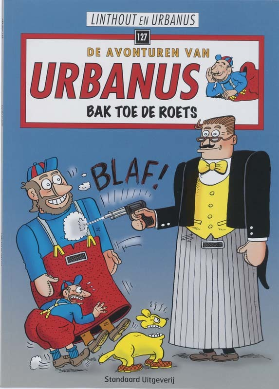 Bak toe de roets Urbanus, Linthout, Willy, Paperback