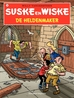 SUSKE EN WISKE 338. DE HELDENMAKER