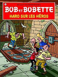 Haro sur les heros Bob et Bobette, Willy Vandersteen, Paperback