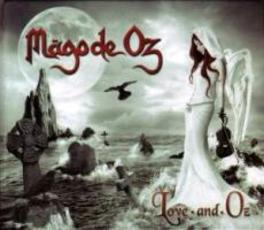 LOVE OZ MAGO DE OZ, CD