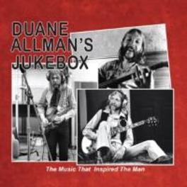 DUANE ALLMAN'S JUKEBOX V/A, CD