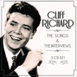 SONGS & THE INTERVIEWS CLIFF RICHARD, CD