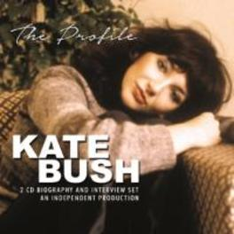 PROFILE BIOGRAPHY & INTERVIEW SET KATE BUSH, CD