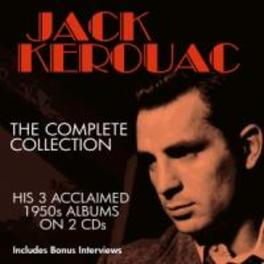 COMPLETE COLLECTION JACK KEROUAC, CD